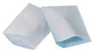 Gant de Toilette Non tissé 80 GR/m2 22,5×15,5cm / Lot de 6 Paquets de 50