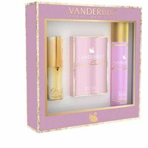 Gloria Vanderbilt Coffret Eau de Toilette et déodorant – Le coffret