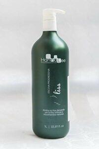 Hanna lee professional Ultimate liss – Soin Traitant pour cheveux – 1000 ml