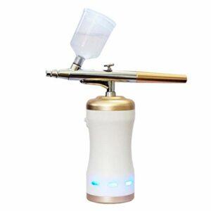 harayaa Mini équipement d'approvisionnement en eau de désinfection de pulvérisateur tenu dans la main de Nano brumisant pour la fumée de cheveux à la maison
