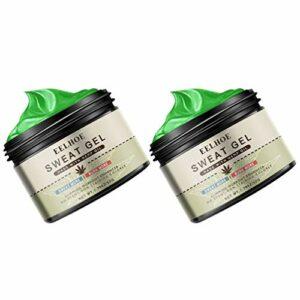 Healifty 2Pcs Crème Amincissante pour Le Corps Crème Brûlante pour Le Corps Ventre Poignet Cou Brûle La Graisse Crème Raffermissante pour La Cellulite pour La Mise en Forme Du Corps