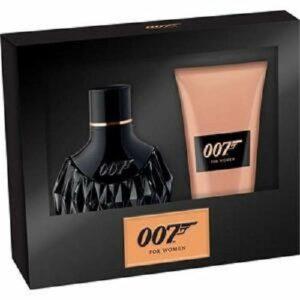James Bond 007 Femme Eau de Parfum Spray 30ml + Gel Douche 50ml