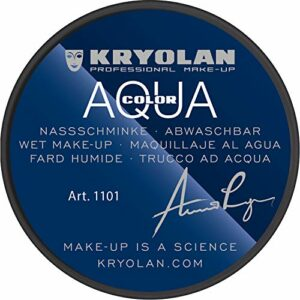 kryolan Maquillage Aquacolor 8ml Noir 071
