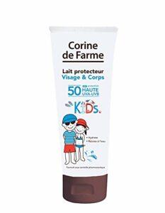 Lait protecteur visage&corps enfant SPF 50 125 ML