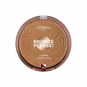 LOREAL GLAM BRONZE TERRA 02 MAQUILLAGE