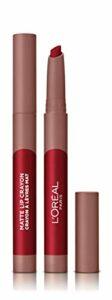 L'Oréal Paris Infaillible Matte Crayon Rouge à Lèvres 113 Brulée Everyday