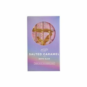Miss Patisserie Dalle de bain caramel salé, 8510210