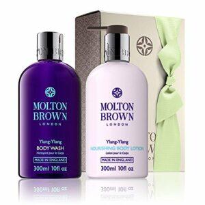 Molton Brown Ylang-Ylang Gel Douche Et Lotion Coffret Cadeau