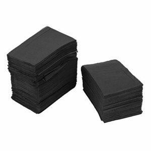 Nappes imperméables – 125pcs jetables nappes imperméables tapis propres pad Underpad beauté outils de tatouage