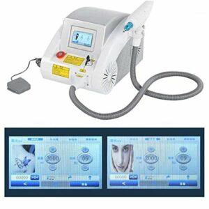 NSWD Tatouage Suppression Machine Trousse, Permanent Sourcil Tatouage Machine Professionnel Lèvre des Yeux Pigment Dissolvant Dispositif pour Maquillage Beauté Machine