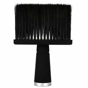 Nuluxi Balais à Cou de Coiffure Barbier Brosse Plumeau Pour Cou Cheveux Nettoyage Brosse Coupe de Cheveux Plumeau Barbier Accessoires Professionnel Balais à Cou pour un Salon et un Usage Domestique