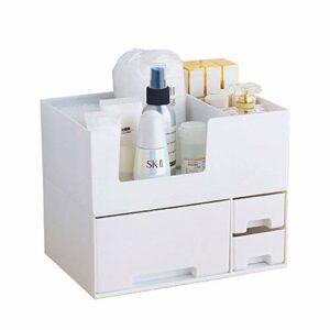 Organisateurs cosmétiques de Bureau Multicouche combiné Type de tiroir de Finition Boîte de Maquillage, Habillage et Rouge à lèvres Boîte de Rangement pour la Chambre de la Commode