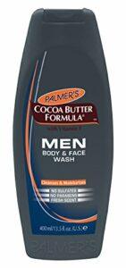Palmer's Formule au Beurre de Cacao FOR MEN Douche Crème Beauté 400ml