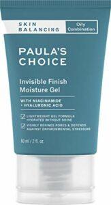 Paula's Choice Skin Balancing Crème de Nuit – Gel Hydratant Visage avec Niacinamide – Hydrate & Réduit les Points Noirs & les Imperfections – Peaux Mixtes à Grasses – 60 ml