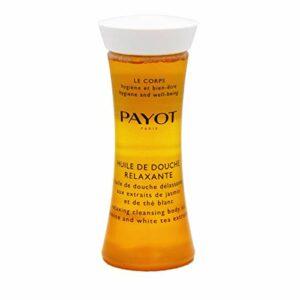 Payot Le Corps Huile de Douche Relaxante Huile de Douche Délassante aux Extraits de Jasmin et de Thé Blanc 125 ml