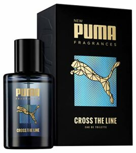 PUMA Fragrances Eau de Toilette Cross the Line 50 ml