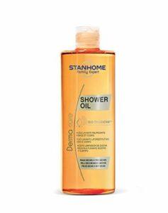 SHOWER Oil STH FL400ML Huile lavante liporestitive visage et corps