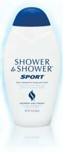 Shower to Shower Shower to Douche Body Powder 200 ml