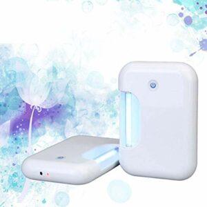 Shuang Lampe Germicide ultraviolette Lampe de désinfection des Toilettes, Armoire à Chaussures de Placard stérilisateur Multifonctionnel antibactérien