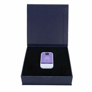 Uxsiya Parfum léger rafraîchissant de baume de Parfum Solide pour Le Maquillage à Usage Domestique(Scorpio)