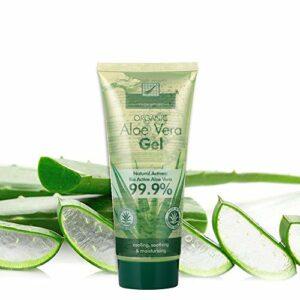 Xiton Gel à L'Aloe Vera 1 pièce ultra hydratant la peau Essence Aloe Gel de refroidissement Aloe Natural Essential pur Hydratant quotidien non collant Conditioner cheveux pour la peau des cheveux