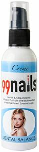 99Nails main & corps crème mental balance, pack de 1(1x 100ml)