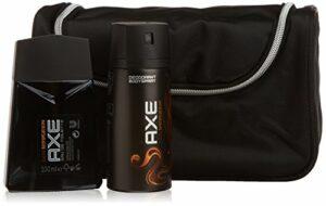 Axe Dark Temptation Coffret Eau de Toilette + Déodorant + Trousse 250 ml
