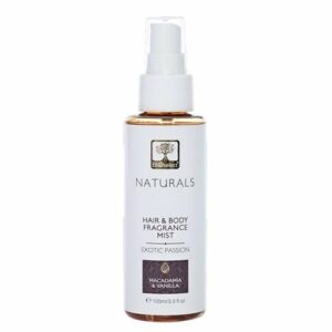 BIOselect Brume naturelle parfumée pour les cheveux et le corps – Exotic Passion (100ml) PN: 520030644014