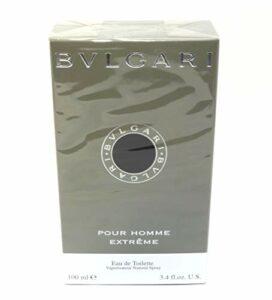 Bvlgari Extreme – Eau De Toilette Vaporisateur 3.4 Oz. (100 Ml) – Pour Homme