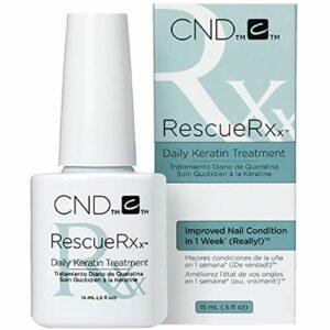 CND RescueRXx Soin Quotidien à la Kératine Traitement 15 ml