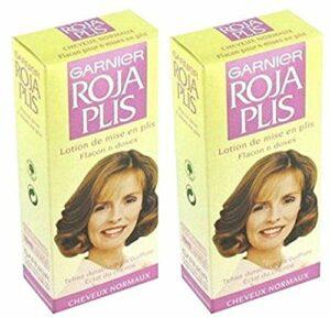 Garnier Roja Plis – Mise en plis – Lotion cheveux normaux