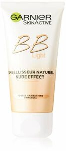 Garnier – SkinActive – BB Light – Soin Miracle Perfecteur Tout-en-1 – Teinte Universelle – 50 mL