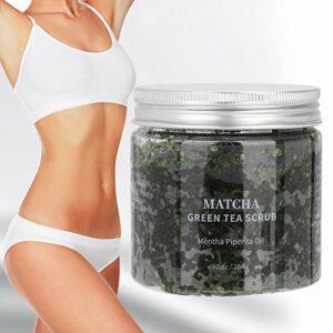 Gommage hydratant pour le corps, Gommage exfoliant pour le corps exfolie en douceur et nourrit pour révéler une peau lisse et soyeuse