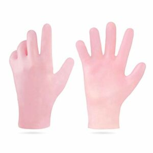 Henai Gants hydratants en Gel Hydratant, blanchissant, exfoliant, beauté, réparation des Mains et adoucissement des Peaux mortes Soin des Mains sèches pour Hommes et Femmes