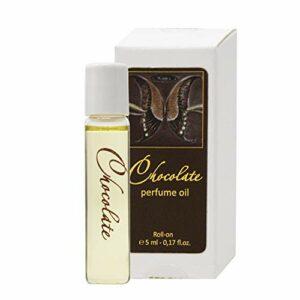 Huile parfumée Chocolate pour femme miniature Roll-on 5 ml, Parfum gourmand sucré pour elle de SERGIO NERO – Parfumerie comme maquillage