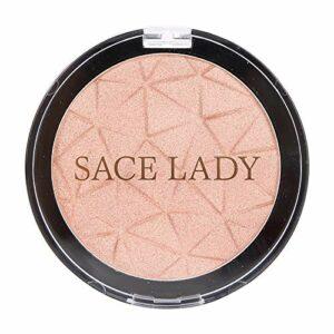 JIUA SACE Lady Surligneur Poudre Naturel Brillant Visage Contour Surligneur Maquillage Cosmétique Tools01 Cadeau De Vacances