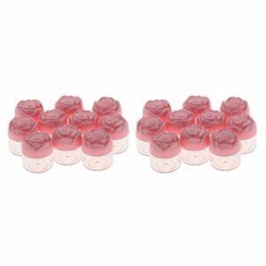 joyMerit 20pcs 20g Vide En Plastique de Maquillage Crème Lotion Stockage Cantainers Cas Pot Pot