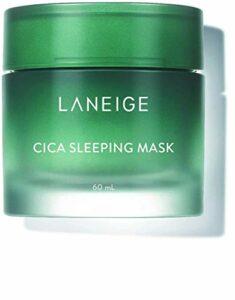 [laneige] masque de sommeil cica (60 ml, nouveau 2019.03) masque pour une peau saine [laneige]cica Sleeping Mask