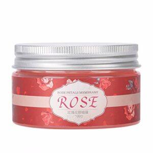 Masque de soin des mains – Naturel Rose masque de main Cire Gommage Blanchissant Hydratant Masque de soin de la peau 100g
