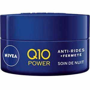 NIVEA Q10 Soin de Nuit 20 ml – Lot de 2