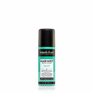 Nuggela & Sulé Hair Mist Bruma Capillaire 53 ml Format voyage – Première brume capillaire qui contrôle le pH des cheveux pour éviter les frisottis. Actifs naturels. INNOVATION CAPILAR.