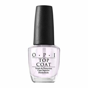 OPI – Vernis à Ongles – Top Coat – Qualité professionnelle – 15 ml