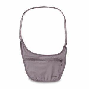 Pacsafe Coversafe S80 Sac de corps pour femme Mauve Ombre Taille unique