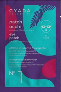 PATCH HYDRATANT POUR LES YEUX N°1 GYADA COSMETICS