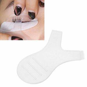 Pinceau à cils en silicone, outil de greffage Extension de maquillage beauté Forme Y Extension de cil brosse à cils (50pcs)
