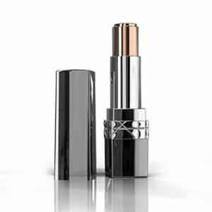 Rouge À Lèvres Design Épilateur Épilation Électrique Pour Les Femmes Faciales
