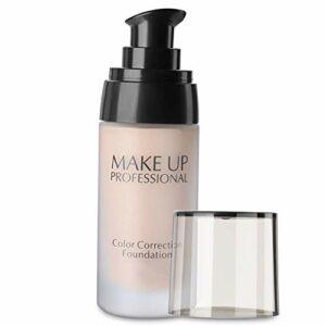 Wangzhi Maquillage Visage Contour Couleur Liquide Correcteur Imperfections Flaw Cover Cosmetic # 02 Naturel pour Fille