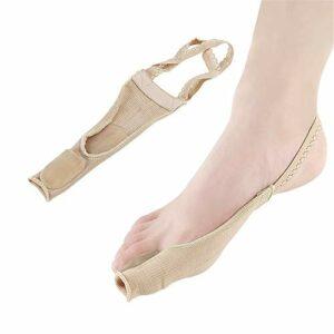 YoLiy Soins Toe Bigfoot Pouce Eversion séparateur Respirabilité Ultra-Mince for Hommes et Femmes Correcteur Toe (Color : Multi-Colored, Size : Free Size)