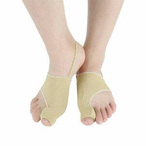 YoLiy Soins Toe Pouce Toe valgus Toe Splitter Quotidien Toe for protéger Respirante Ultra-Mince Correcteur Toe (Color : Multi-Colored, Size : M)