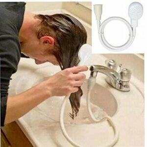 1pcs Salle de Bains Accessoires Home Living Laver Se Laver Les Cheveux Douche